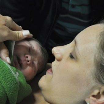 Nascimento da Luiza: Parto Natural em Maringá